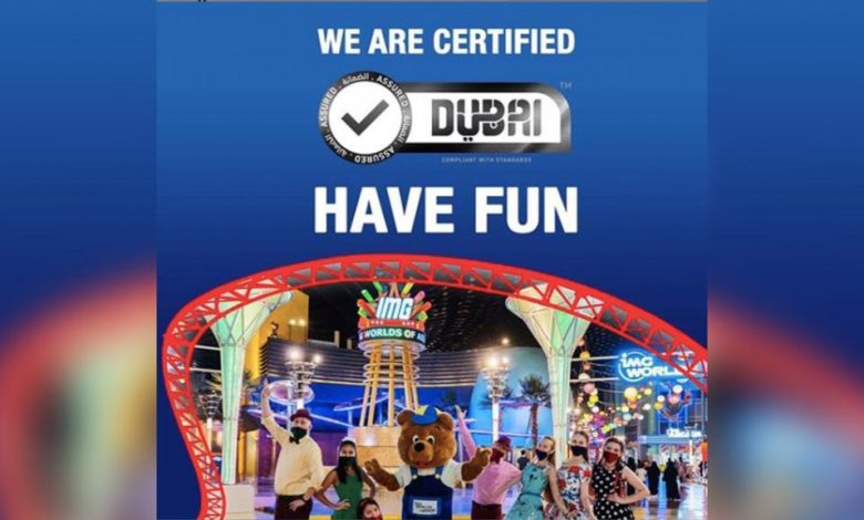 Photo of NOW OPEN: IMG World of Adventures shows observance of safety protocols since reopening