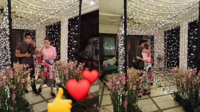 Photo of Are they in a relationship? Jodi Sta. Maria, Raymart Santiago spotted in intimate dinner