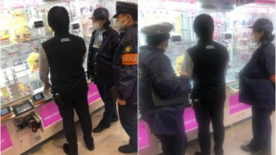 Photo of Man calls cops after frustration over claw machine game
