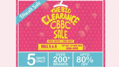 Photo of CBBC's Clearance Sale to offer up to 80% discounts from Oct 29 to Nov 2