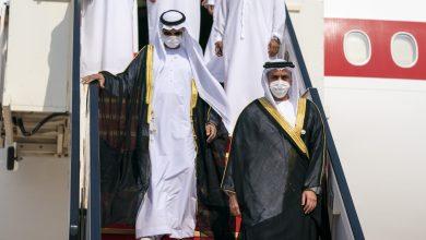 Photo of Saif bin Zayed flies to Kuwait to convey condolences to Sheikh Sabah's family