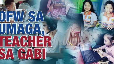 Photo of OFW SA UMAGA, TEACHER SA GABI: OFW parents reveal challenges with children's distance learning system in PH