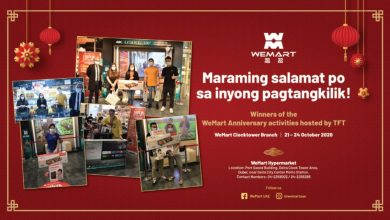 Photo of WeMart anniversary promo a big hit among Filipinos in Dubai