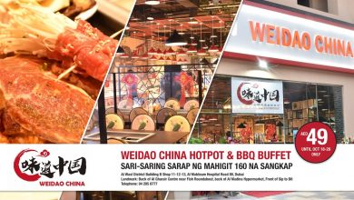 Photo of Filipinos to experience selections of over 100 dishes at Weidao China Hotpot & BBQ Buffet