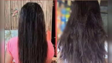 Photo of Hair re-bond gone wrong? Woman complains about problematic hair treatment