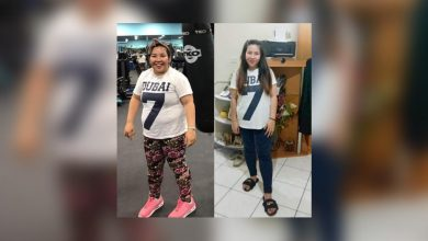 Photo of #WeightLossGoals: UAE-based Filipina sheds 30kg in stunning transformation