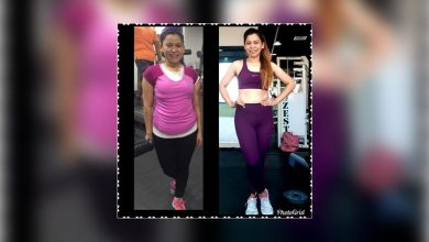 Photo of #WeightLossGoals: Abu Dhabi-based OFW shows off stunning figure following 15kg weight loss