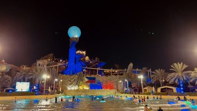Photo of LOOK: Filipino guests take a splash at Yas Waterworld's 'Kabayan Nights' experience held last 06 and 09 October.