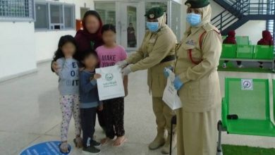 Photo of Dubai Police gives out special gifts to 51 children of inmates