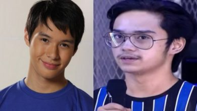 Photo of Eat Bulaga guest reveals he's a recipient of late actor AJ Perez's cornea