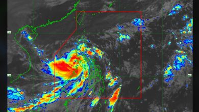 Photo of Typhoon 'Quinta' to leave Philippines by morning of October 27