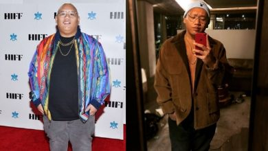 Photo of Pinoy 'Spider-Man' actor shares body transformation journey