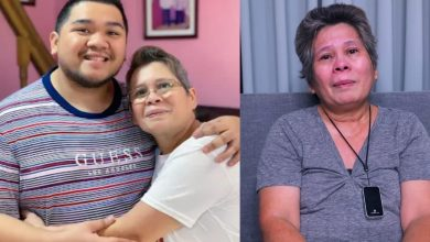 Photo of OFW mom of Youtube vlogger Lloyd Cadena speaks up after son's death for the first time