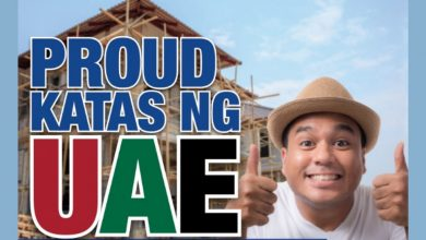 Photo of Proud Katas ng UAE