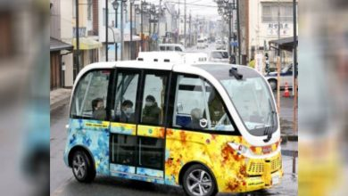 Photo of Japan starts operating self-driving buses