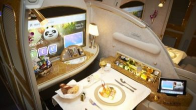Photo of What to expect at the First Class flight of Emirates A380?