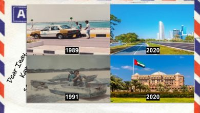 Photo of UAE then and now through the eyes of Filipino expats