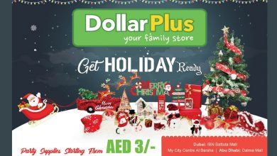 Photo of Feel the festive cheer with affordable gifts, decors at Dollar Plus