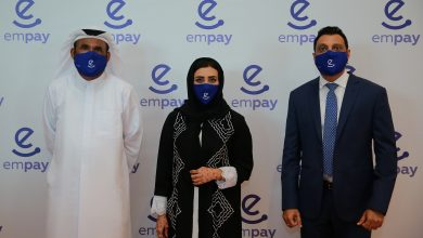 Photo of Empay, the world's first contactless instant credit lifestyle payment ecosystem, launched in Dubai