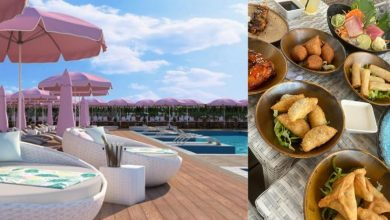 Photo of Relax and dine at Dubai's hidden oasis with Missippis's Family Pool Brunch