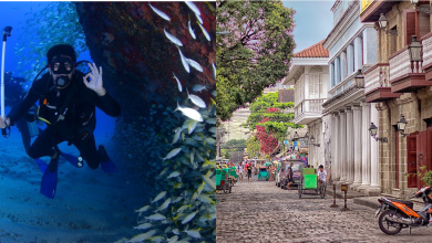 Photo of PH named world's top dive destination, Intramuros chosen top tourist attraction