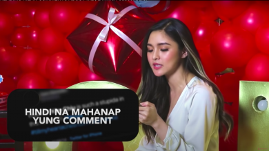 Photo of 'Salbahe sa totoong buhay?' Kim Chiu reacts to mean tweets about her