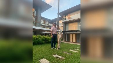 Photo of Manny Pacquiao draws flak for 'little things' photo showing luxury house with wife Jinkee