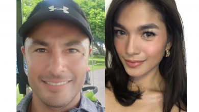 Photo of Andrea Torres breaks silence on break up with Derek Ramsay