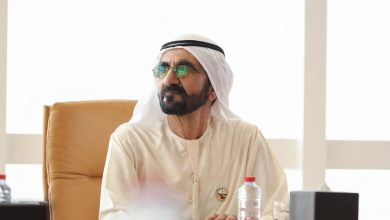 Photo of Sheikh Mohammed commends Dubai Metro staff for his kindness
