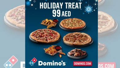 Photo of 'Tis The Season to Feast with Domino's Pizza