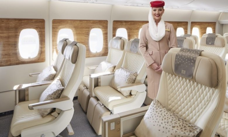 Photo of LOOK: Emirates launches Premium Economy seats with A380 experience