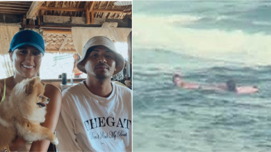 Photo of Former Miss Universe PH Rachel Peters rescues drowning man