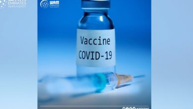 Photo of Over 2 million COVID-19 vaccine doses administered in UAE