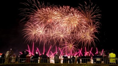 Photo of Through the Lens – 2021 New Year's Eve Celebrations
