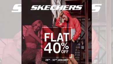Photo of WEEKEND ONLY DEAL: Skechers to hold exclusive flat 40% off in Dubai, Abu Dhabi & Al Ain stores