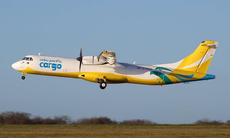 Photo of Cebu Pacific welcomes second ATR freighter