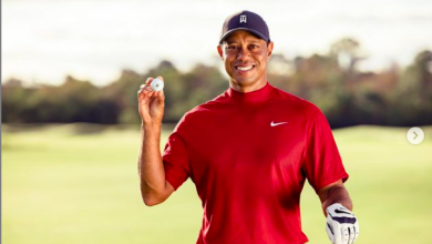 Photo of Tiger Woods in surgery after car crash