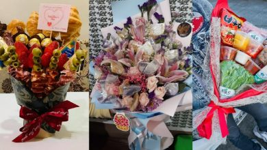 Photo of LOOK: Customized bouquets in PH trends on social media this Valentine's 2021