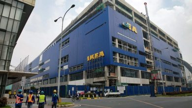 Photo of IKEA building sa Pasay ipinasilip